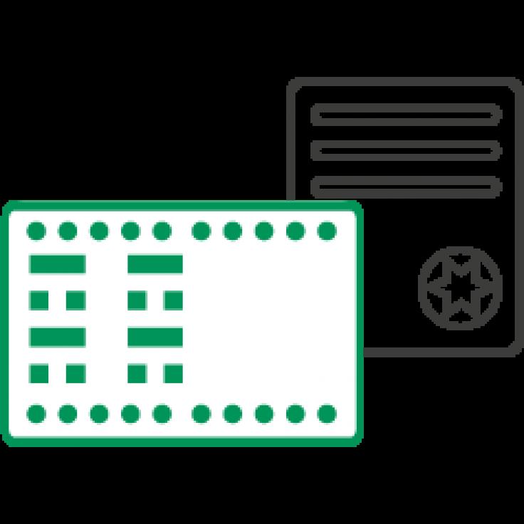 Licencja software aktywująca 2 szybkie liczniki (500 kHz) w sterownikach Astraada One