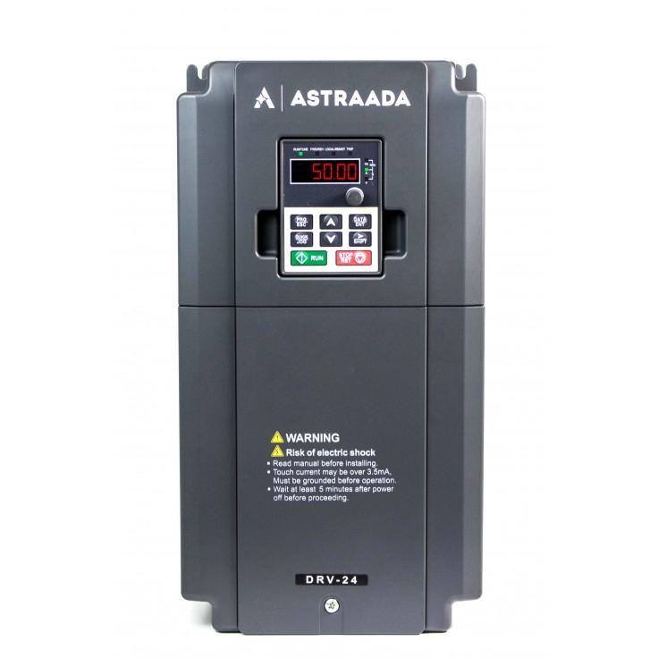 Falownik 15 kW trójfazowy wektorowy, STO, filtr EMC