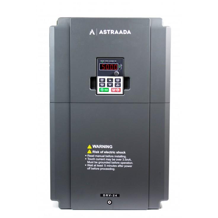 Falownik 30 kW trójfazowy wektorowy, STO, filtr EMC