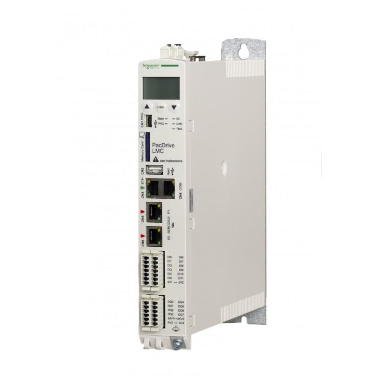 Kontroler serii Eco LMC216; 512MB RAM/FLASH; Intel Atom 1.6 GHz; 16 osi; zasilanie 24V; 8xDI; 4xTP; 8xDO