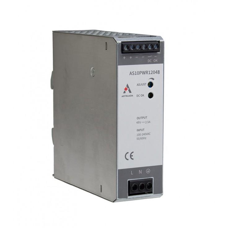 Zasilacz impulsowy (100-240VAC / 48V/2.5A DC)