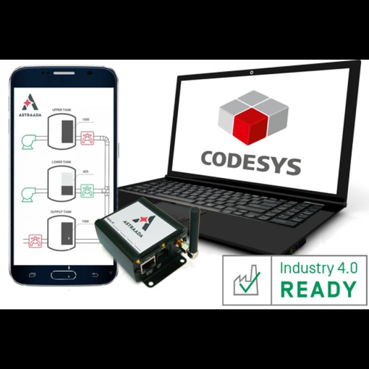 Dostęp GSM do sterowników Astraada One