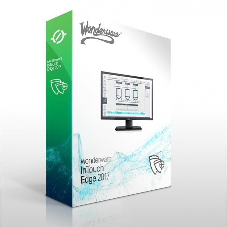 Wonderware InTouch Edge HMI 2017 Full Runtime na 500 zmiennych
