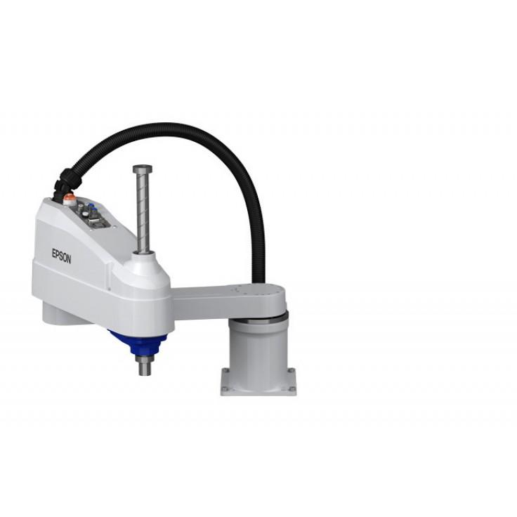 Robot EPSON SCARA LS10-B803S z kontrolerem RC90, ze wsparciem technicznym PL