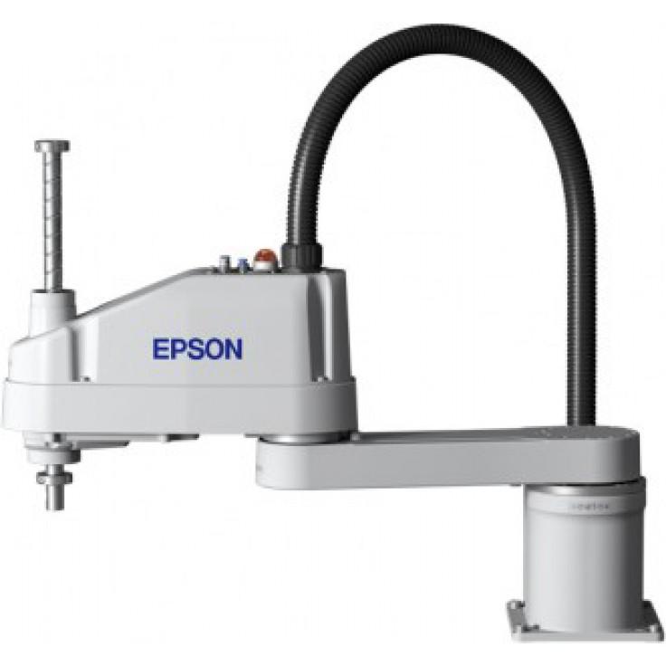 Robot EPSON SCARA - Light LS6-602S z kontrolerem RC90, ze wsparciem technicznym PL