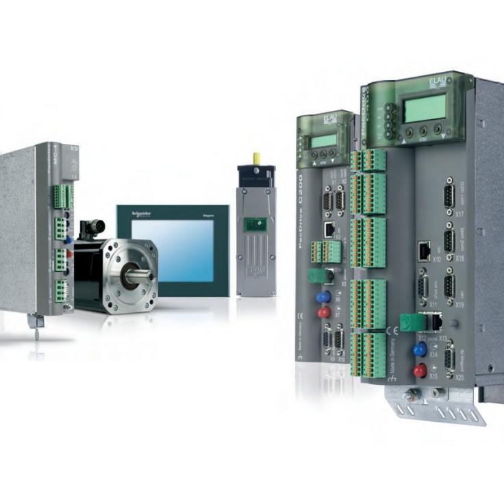"""E-szkolenie """"Diagnostyka i obsługa systemów serwonapędowych ELAU – PacDrive M"""""""