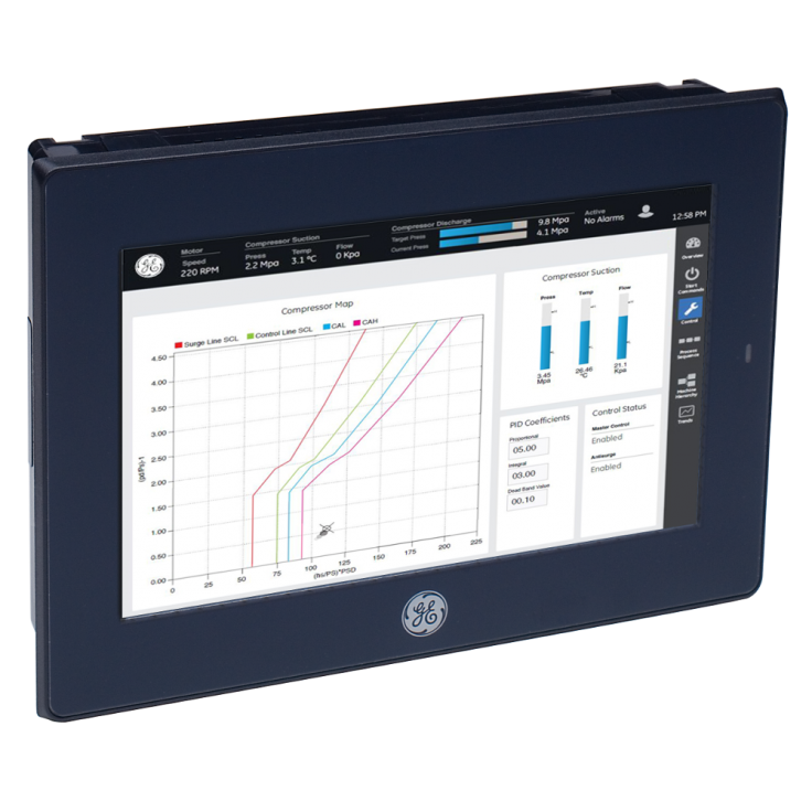 "Dotykowy panel operatorski QuickPanel+; 15"" Multi-touch, 1GHz, 1024 MB RAM, 512 MB Flash, 2xETH, RS232, RS485, 2xUSB, 24VDC"