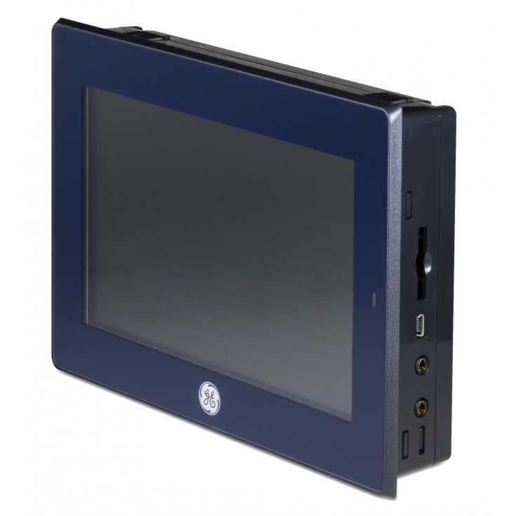 "Dotykowy panel operatorski QuickPanel+; 7"" Multi-touch, 1GHz, 512 MB RAM, 256 MB Flash, 1xETH, RS232, 2xUSB, 24VDC"