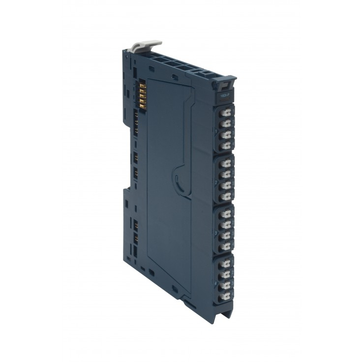 RSTi-EP - 4 wejścia analogowe prądowo/napięciowe (0-5V; ±5V; 0-10V; ±10V; 0-20mA; 4-20mA); 12 bit