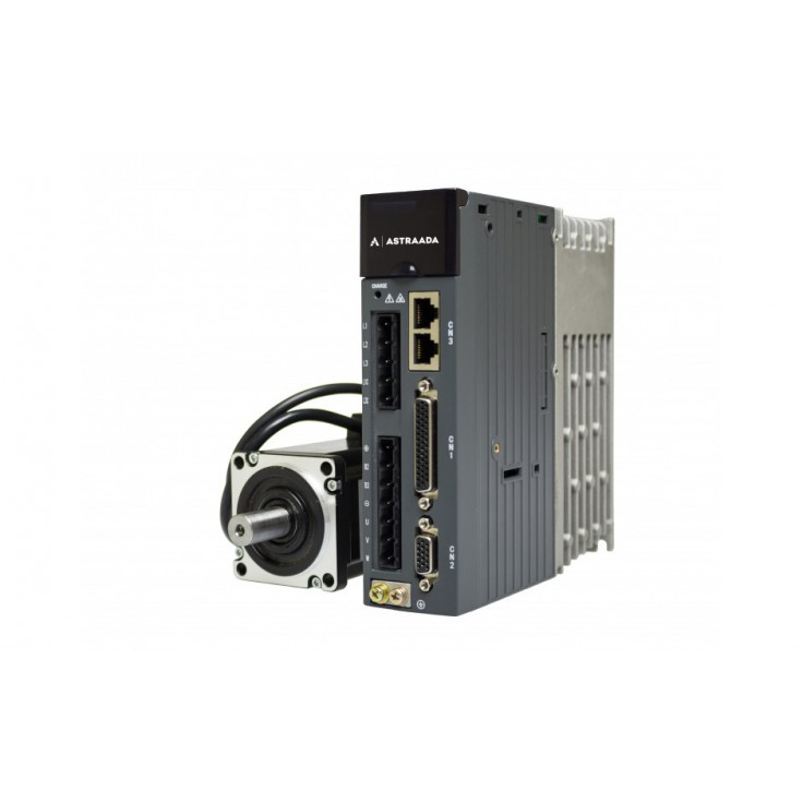 Kabel zasilający 20m do silników 0.2 … 0.75kW, 230V z enkoderem absolutnym