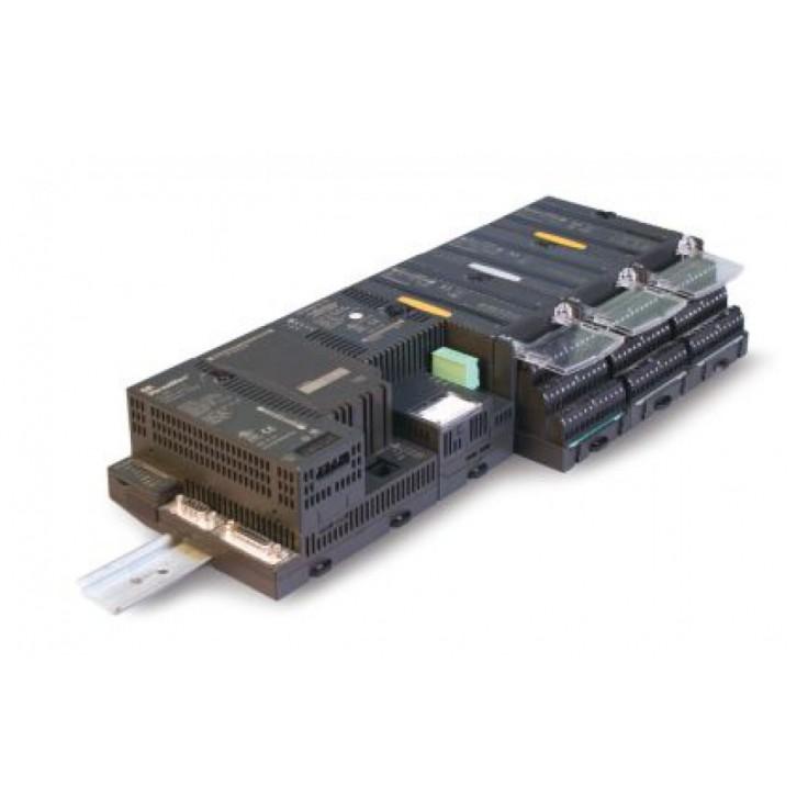 VersaMax - 32 wyj. dyskretne 24 VDC, 0.5 A (logika dodatnia); zabezpieczenie przed zwarciem i przeciąż.