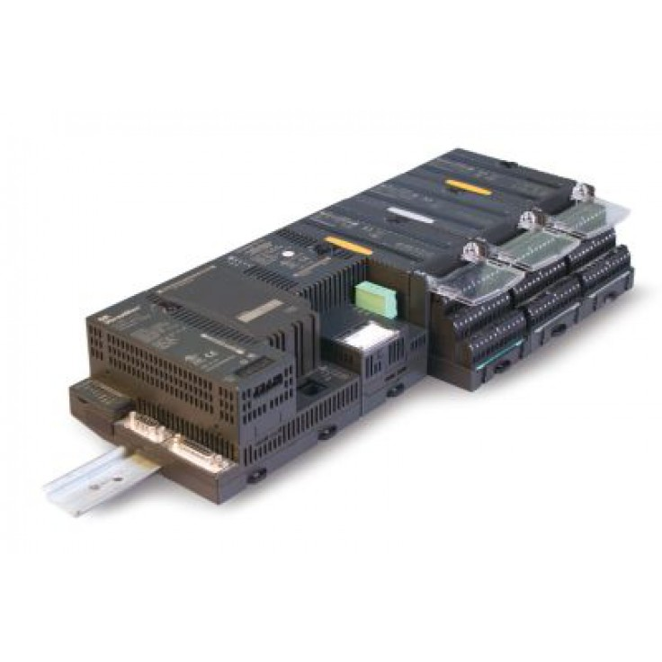 VersaMax - 32 wyjścia dyskretne 12/24 VDC, 0.5 A, logika dodatnia.