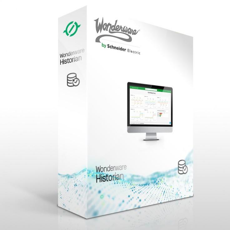 Wonderware Historian 2017 Standard wersja 100 zmiennych