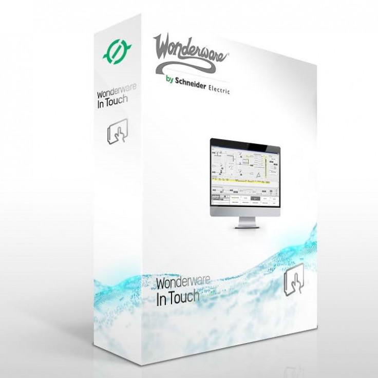 Wonderware InTouch 2017 Runtime z I/O - 60000 zmiennych
