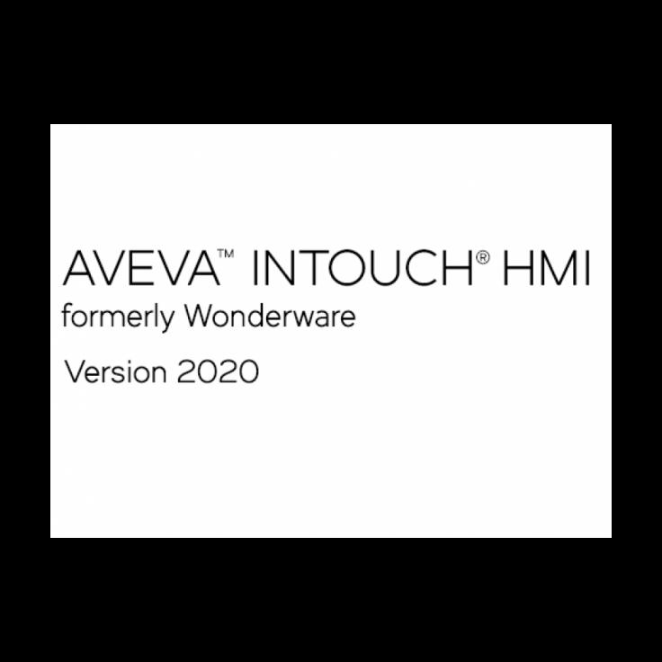 Zestaw Wonderware InTouch 2020 - Development z Runtime z I/O na 500 zmiennych + e-szkolenie + dodatkowe wsparcie