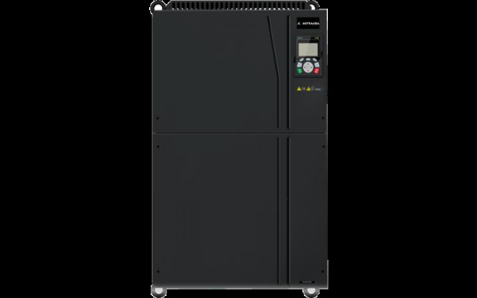 Falownik do silnika 185 kW wektorowy, STO, filtr EMC, panel LCD