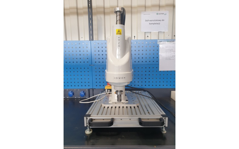 Robot EPSON SCARA - Light LS3-401S z kontrolerem RC90, ze wsparciem technicznym PL 2