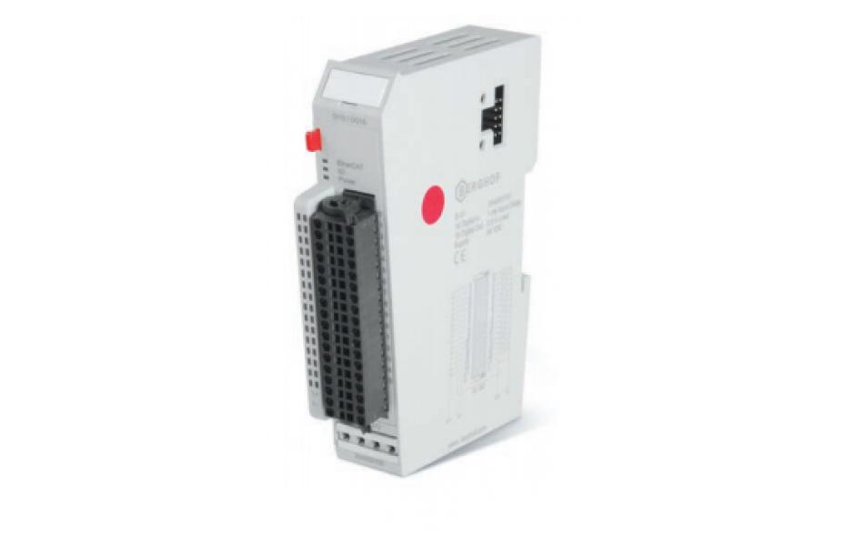 Astraada One Modular EC2000 - Moduł wejść/wyjść cyfrowych: 16DI, 16DO (1ms/0,5A)