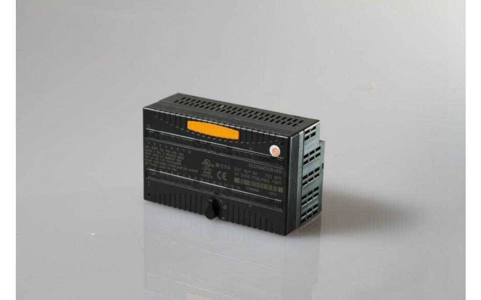 Wyprzedaż - VersaMax - 16 wej. dyskretnych 24 VDC (logika dodatnia/ujemna) / 8 wyj. przekaźnikowych 2 A