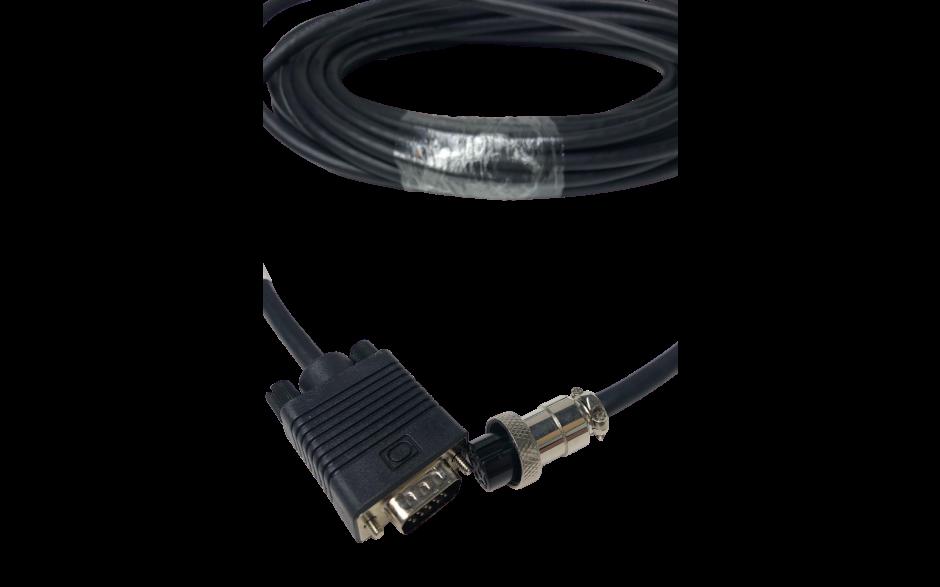 Wyprzedaż - Kabel 10m do enkodera absolutnego silnika 0.2…0.75kW, 230V