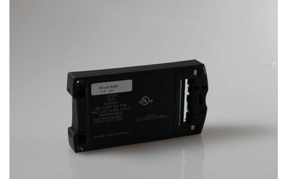 SmartStack - 2 wej. analogowe; prądowe (0-20mA; 4-20mA); rozdz. 12 bitów 3