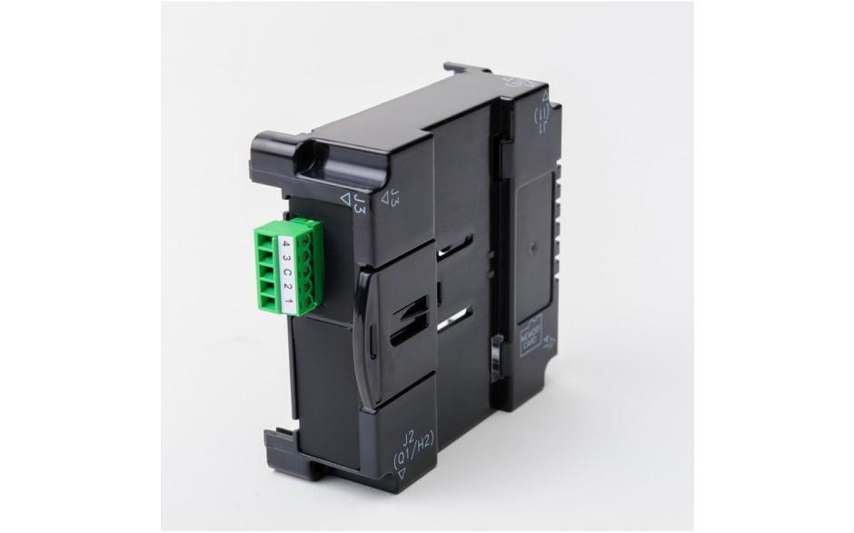 Moduł rozszerzeń do sterowników serii XL. 2 wyjścia analogowe prądowo-napięciowe