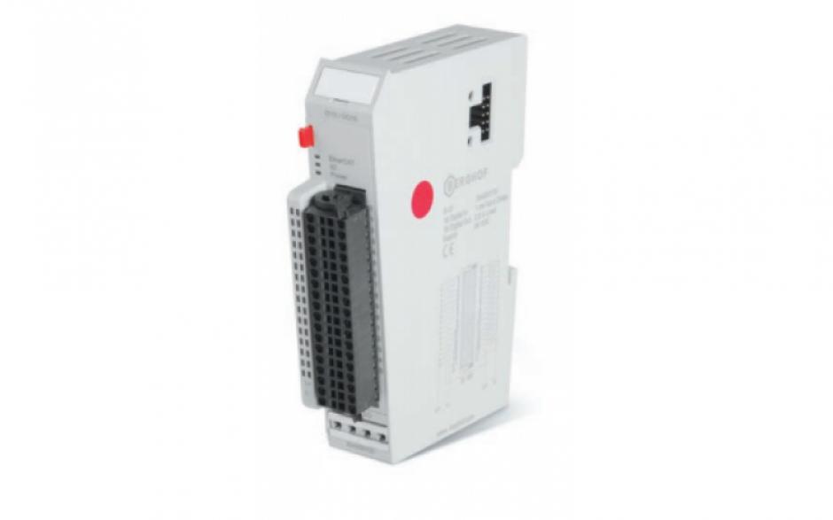 Astraada ONE - Moduł wejść/wyjść mieszany XR04 (logika dodatnia): 8DI, 8DI lub DO (konfigurowalne), 4AI (+/-10V), 4AI (+/-20mA). Zawiera terminal 204800300.