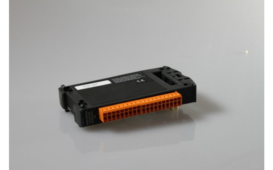 Wyprzedaż - SmartStack; 8 wej. dyskr. (12/24VDC); 8 wyj. dyskr. 5/12/24VDC; 0.5A; log. dodat.; ESCP; 4 wej. anal. (0-20mA; 4-20mA); 2 wyj. anal. (4-20ma) 3
