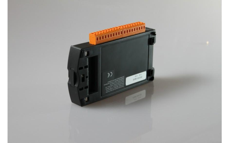 Wyprzedaż - SmartStack; 8 wej. dyskr. (12/24VDC); 8 wyj. dyskr. 5/12/24VDC; 0.5A; log. dodat.; ESCP; 4 wej. anal. (0-20mA; 4-20mA); 2 wyj. anal. (4-20ma)