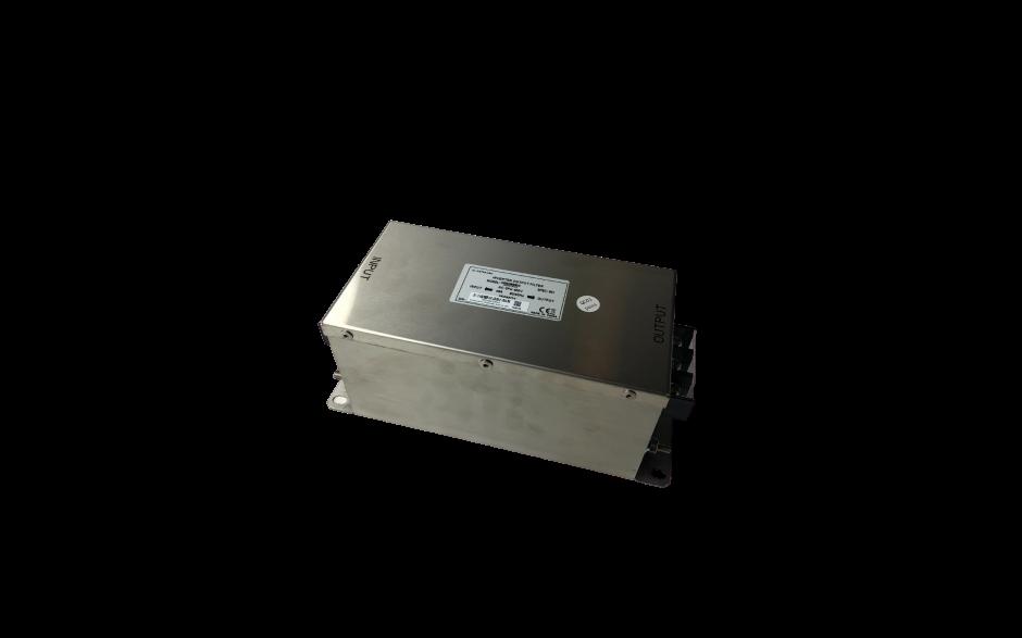 Dławik wyjściowy (silnikowy) do przemiennika częstotliwości o mocy 15 kW, zasilanie 400V 2