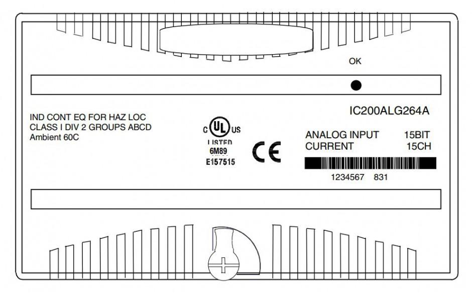 VersaMax - Moduł 15 wejść analogowych prądowych (0-20mA; 4-20mA; 15 bit) 2