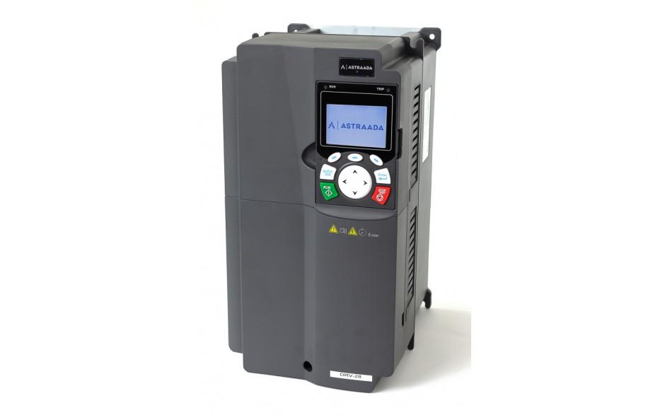 Falownik do silnika 11 kW wektorowy, STO, filtr EMC, panel LCD 2