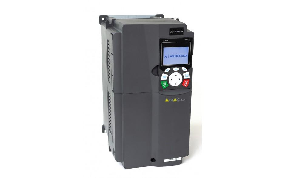 Falownik do silnika 11 kW wektorowy, STO, filtr EMC, panel LCD 3