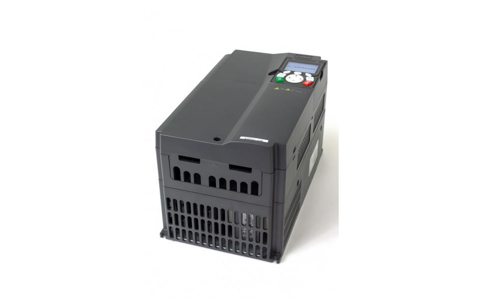 Falownik do silnika 22 kW wektorowy, STO, filtr EMC, panel LCD 4