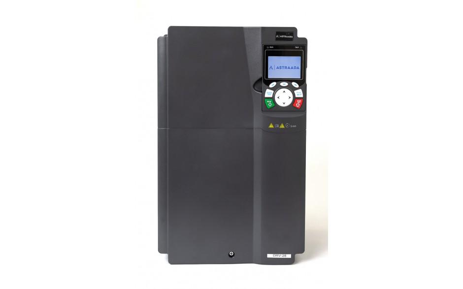 Falownik do silnika 30 kW wektorowy, STO, filtr EMC, panel LCD