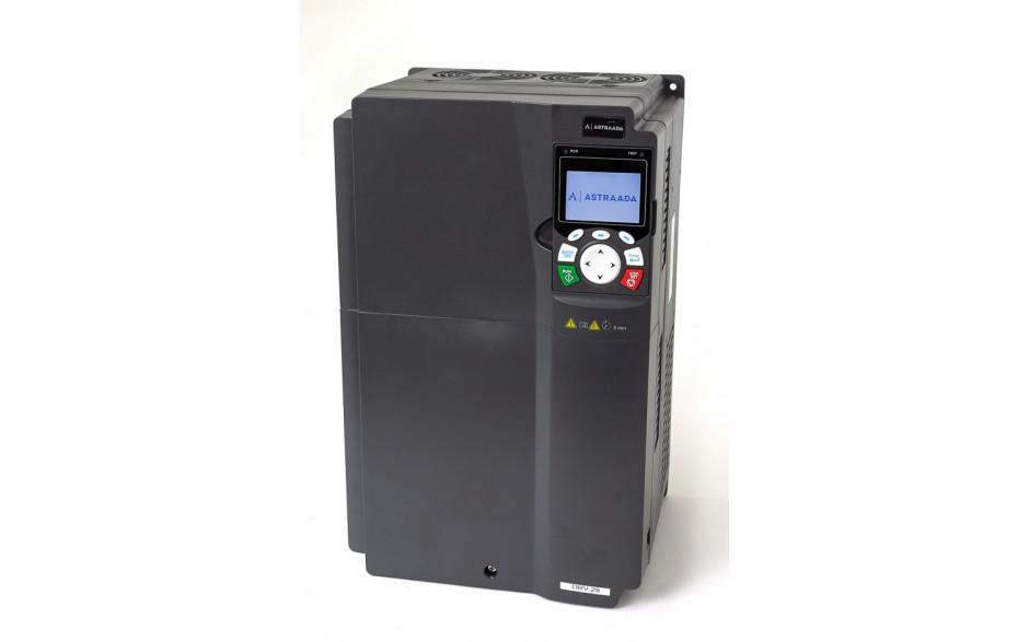 Falownik do silnika 37 kW wektorowy, STO, filtr EMC, panel LCD 2