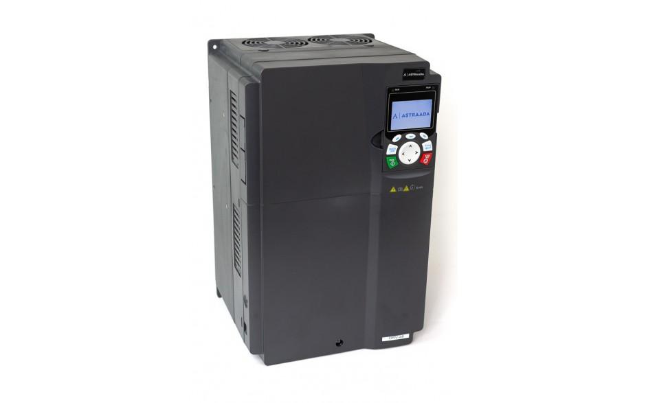 Falownik do silnika 30 kW wektorowy, STO, filtr EMC, panel LCD 3
