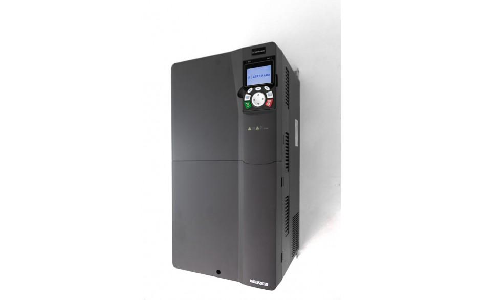 Falownik do silnika 55 kW wektorowy, STO, filtr EMC, panel LCD 2