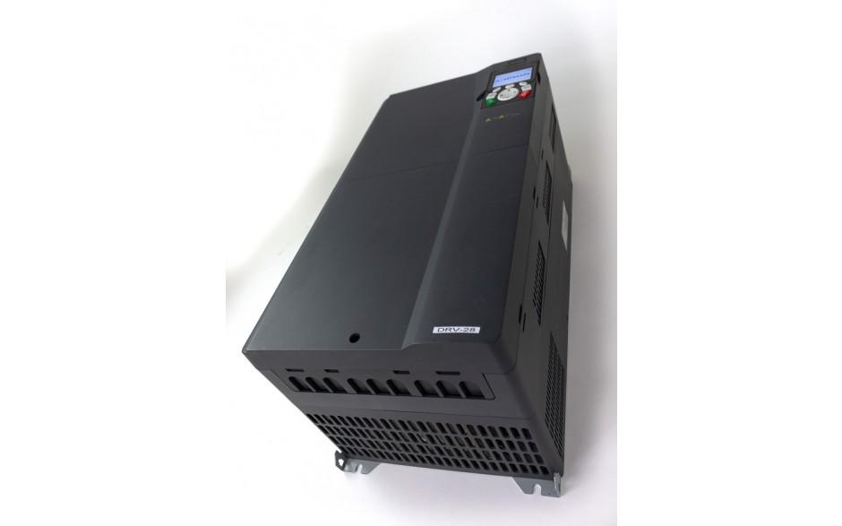 Falownik do silnika 75 kW wektorowy, STO, filtr EMC, panel LCD 4