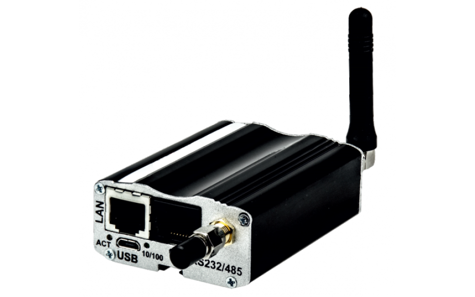 Router 3G przemysłowy (UMTS); RS232, RS485, Ethernet, WiFi, Bluetooth