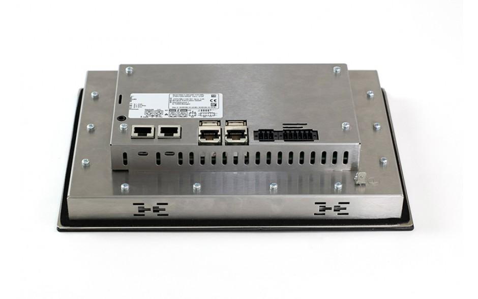 "Sterownik PLC z terminalem HMI Astraada One Compact HMI DC2110W X CS - 10.1"", 4DI, 4DO, 4AI. 2"