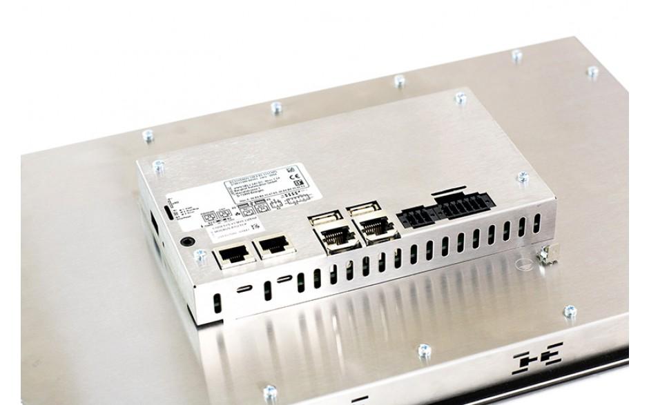 "Sterownik PLC z terminalem HMI Astraada One Compact HMI DC2115 WUX CS - 15.6"", 4DI, 4DO, 4AI. 4"