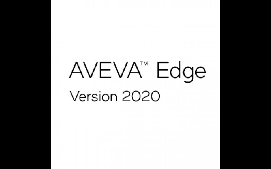 AVEVA Edge 2020 SCADA Runtime 300 zmiennych