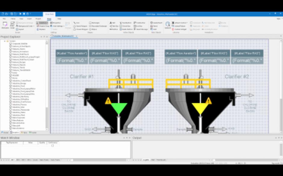 AVEVA Edge 2020 SCADA Runtime 4000 zmiennych 4