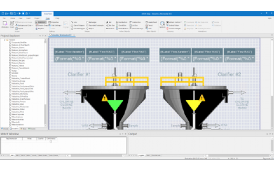AVEVA Edge 2020 Embedded HMI Runtime 300 zmiennych 4