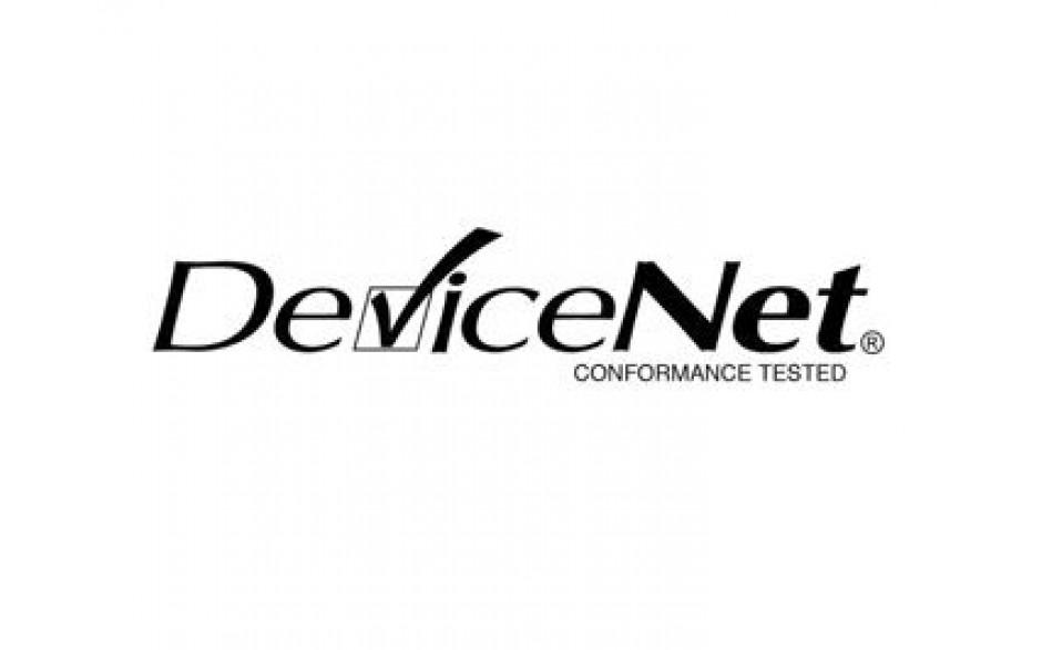 Interfejs komunikacyjny DeviceNet do budowania węzła oddalonych wejść-wyjść