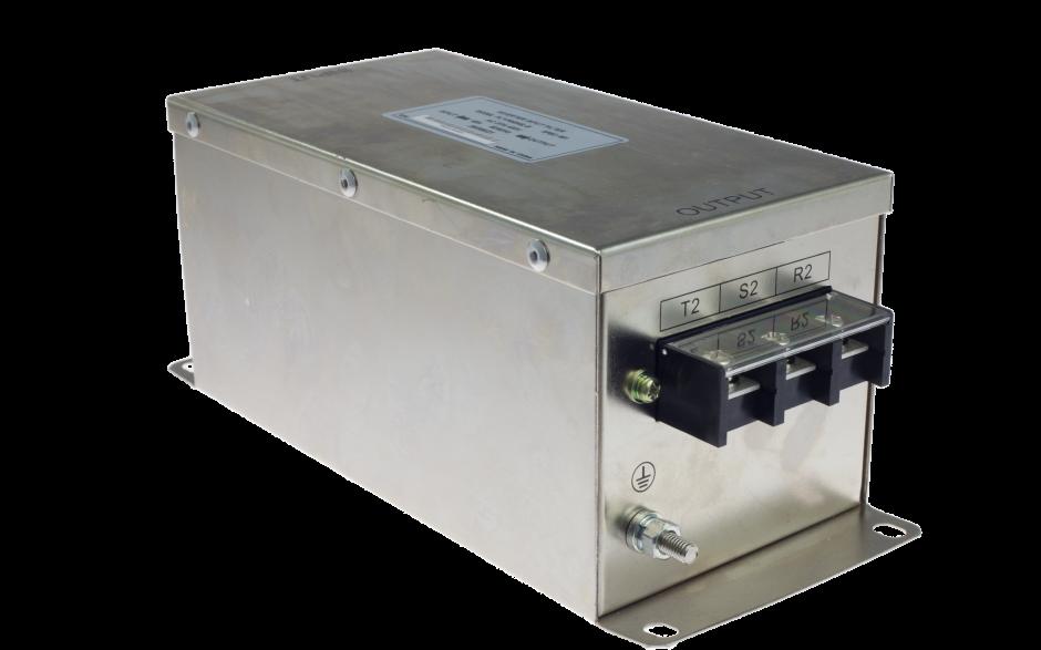 Filtr wejściowy klasy C2 do falownika 15/18 kW, zasilanie 3x400 V