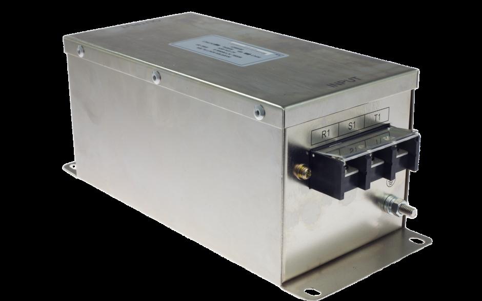 Filtr wejściowy klasy C2 do falownika 15/18 kW, zasilanie 3x400 V 2