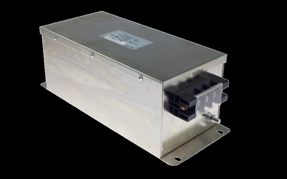 Filtr wejściowy klasy C2 do falownika 22/30 kW, zasilanie 3x400 V 2