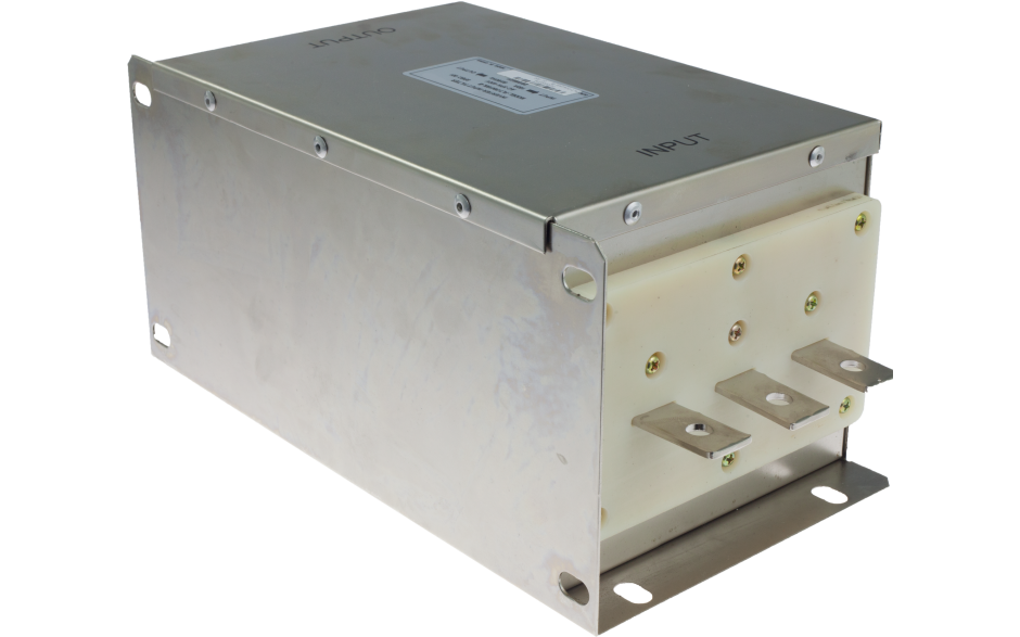 Filtr wejściowy klasy C2 do falownika 75/90/110 kW, zasilanie 3x400 V 2